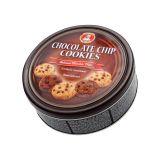 Бисквити с шок парченца метална кутия 454гр. /12